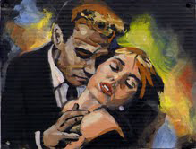 Walter Robinson - A kiss before dying